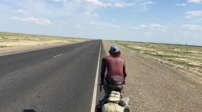 CTOUR on Tour: Zu Fuß kann ja jeder – Wie man mit dem Fahrrad die halbe Welt erkundet
