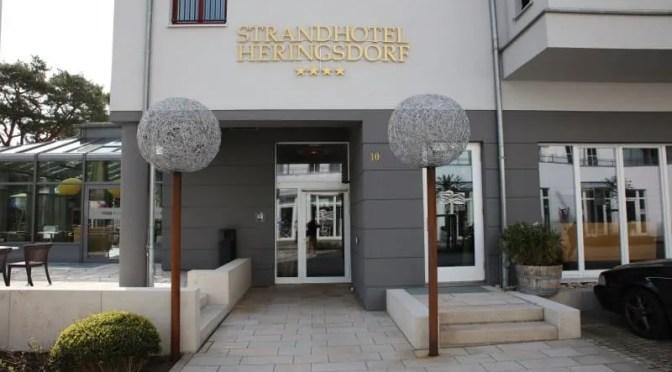CTOUR vor Ort: Im Strandhotel Heringsdorf