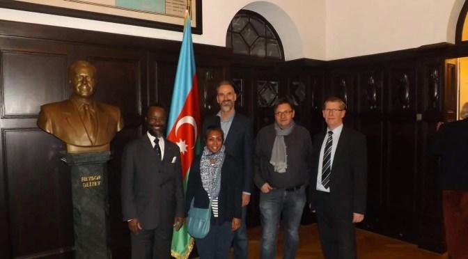 CTOUR Medientreff: ASERBAIDSCHAN