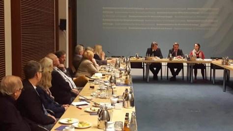 CTOUR-Salongespräch im Bundesministerium für Wirtschaft und Energie Berlin