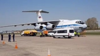 CTOUR VOR ORT: Schwerelos über Moskau - mit einer IL-76 ins All 4