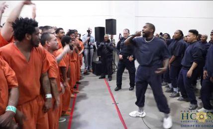 Kanye West börtön koncert
