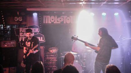 Pabst live im Molotow. Foto: Danilo Rößger