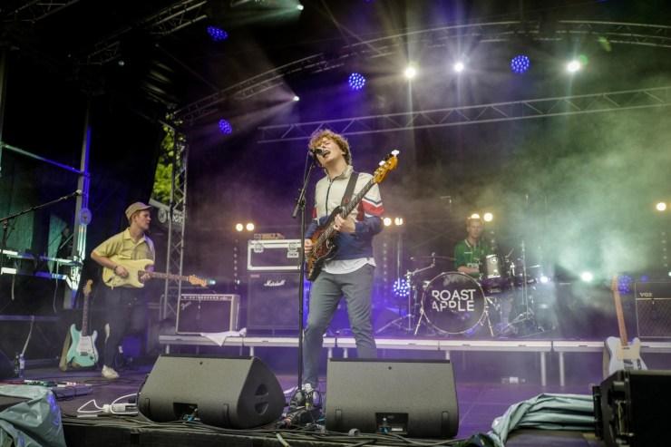 Roast Apple live auf dem lunatic Festival