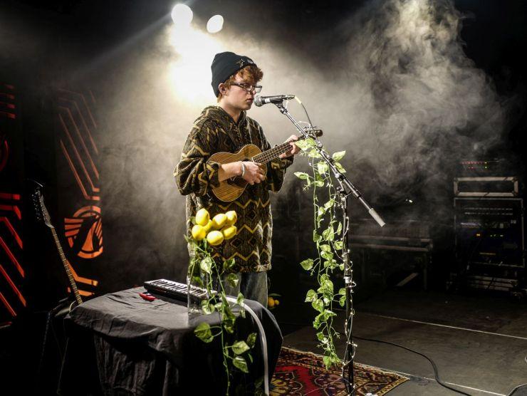Cavetown live auf dem Eurosonic Noorderslag 2019 (Foto: Danilo Rößger)