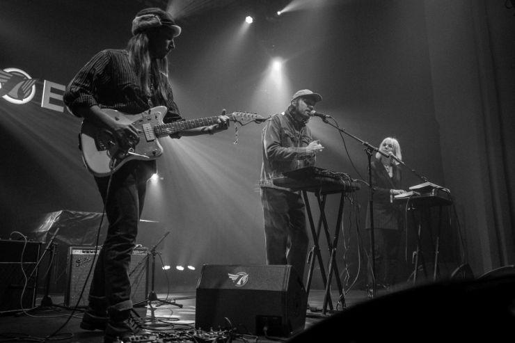 Vivii live auf dem Eurosonic Noorderslag 2019 (Foto: Danilo Rößger)