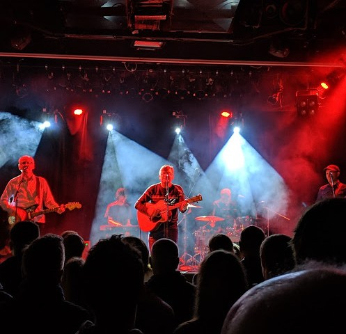 Teenage Fanclub Konzert Popsalon Lagerhalle
