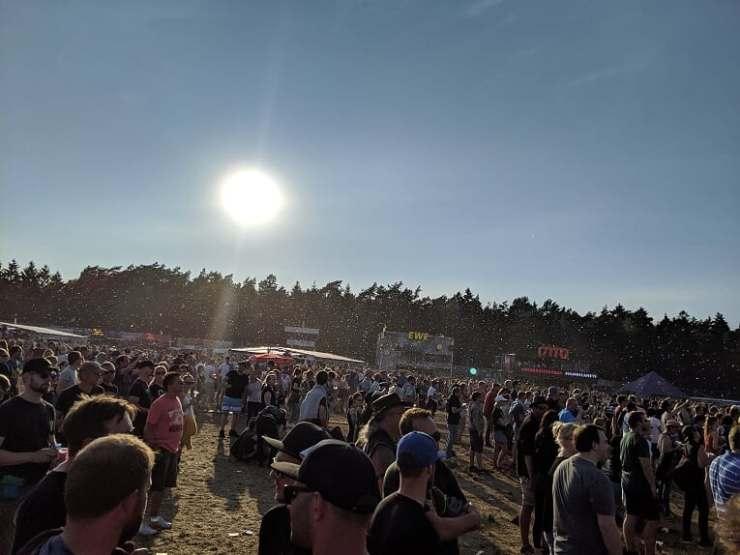 Sonne Bloc Party