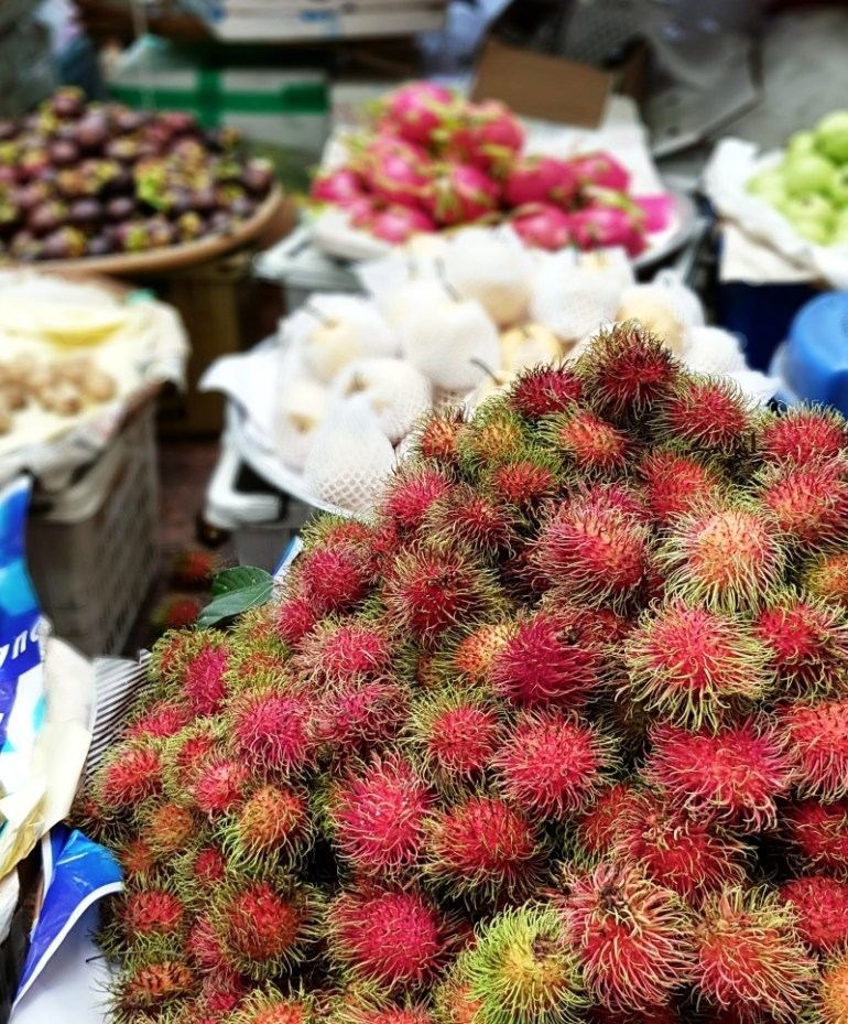 Rambutan | Magazin Freshbox