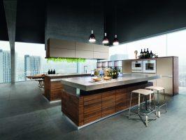 Arbeitsplatte mit Theke, Bar oder als Tisch Schöne Ideen ...