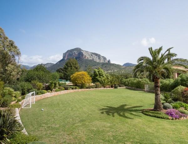 Diese Finca ist der perfekte Ausgangspunkt für den Sporturlaub auf Mallorca