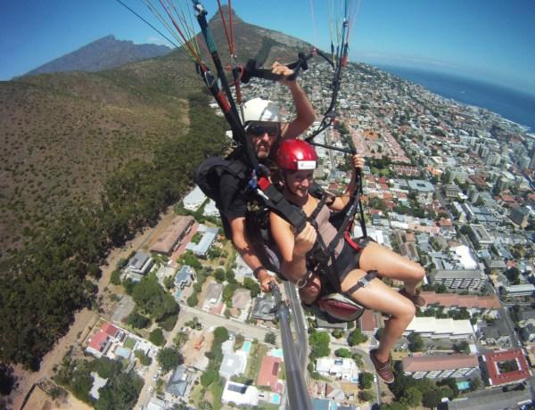 Die wohl aufregendste Art Kapstadt zu erleben