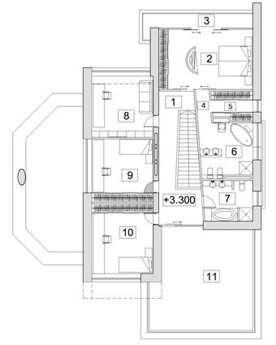 Villa Sosna 10