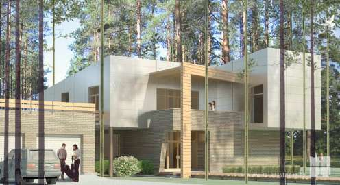 House in the Pines 1