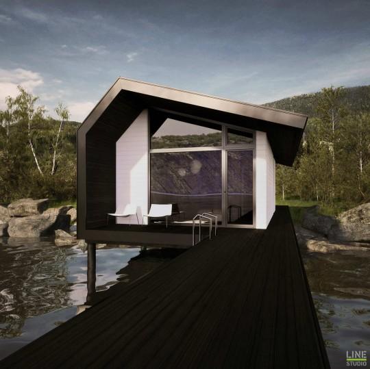 Fisher's house от LINE STUDIO
