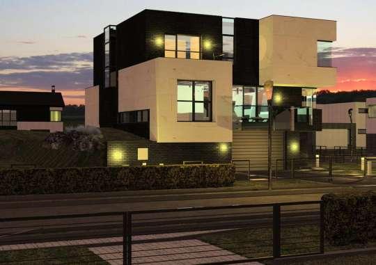 Villa Tetris 10