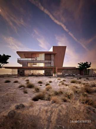 House Desert Rose 5