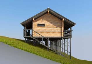 House on the slope 6