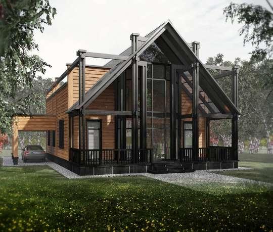 House in Lobanovo 8
