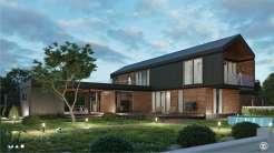 Проект растущего дома