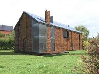 Дом для огородника