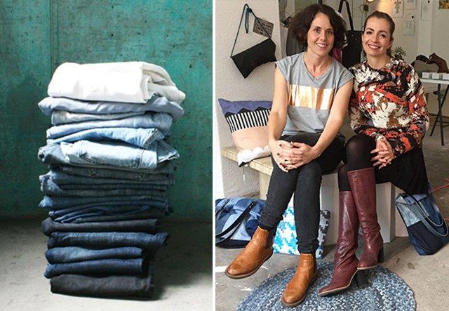Soziale und nachhaltige Mode aus Jeans – das ist Bridge & Tunnel!