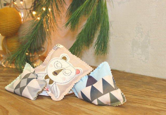 Last-Minute-Weihnachtsgeschenke Anleitung: Handwärmer