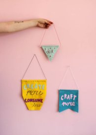 Makerist-DIY-Wimpel-aus-Filz-mit-Typo-Statements-281329