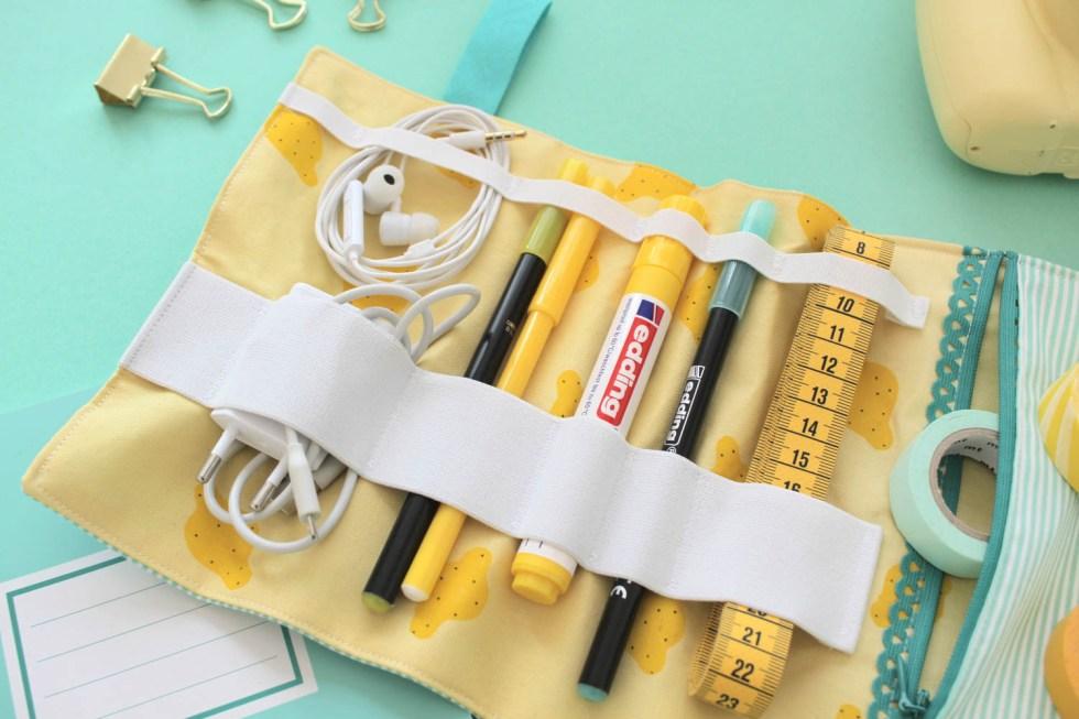 Makerist-edding-Kabel-Organizer selbernähen-Roll-Utensilo-DIY-Anleitung (40)