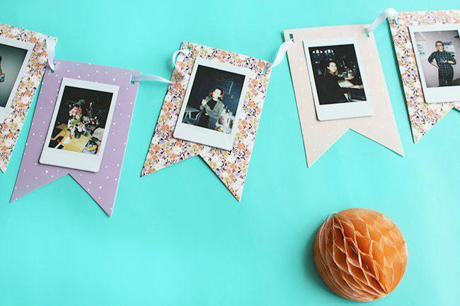 Makerist-Basteln-mit-Kindern-50-DIY-Projekte-Foto-Wimpelkette