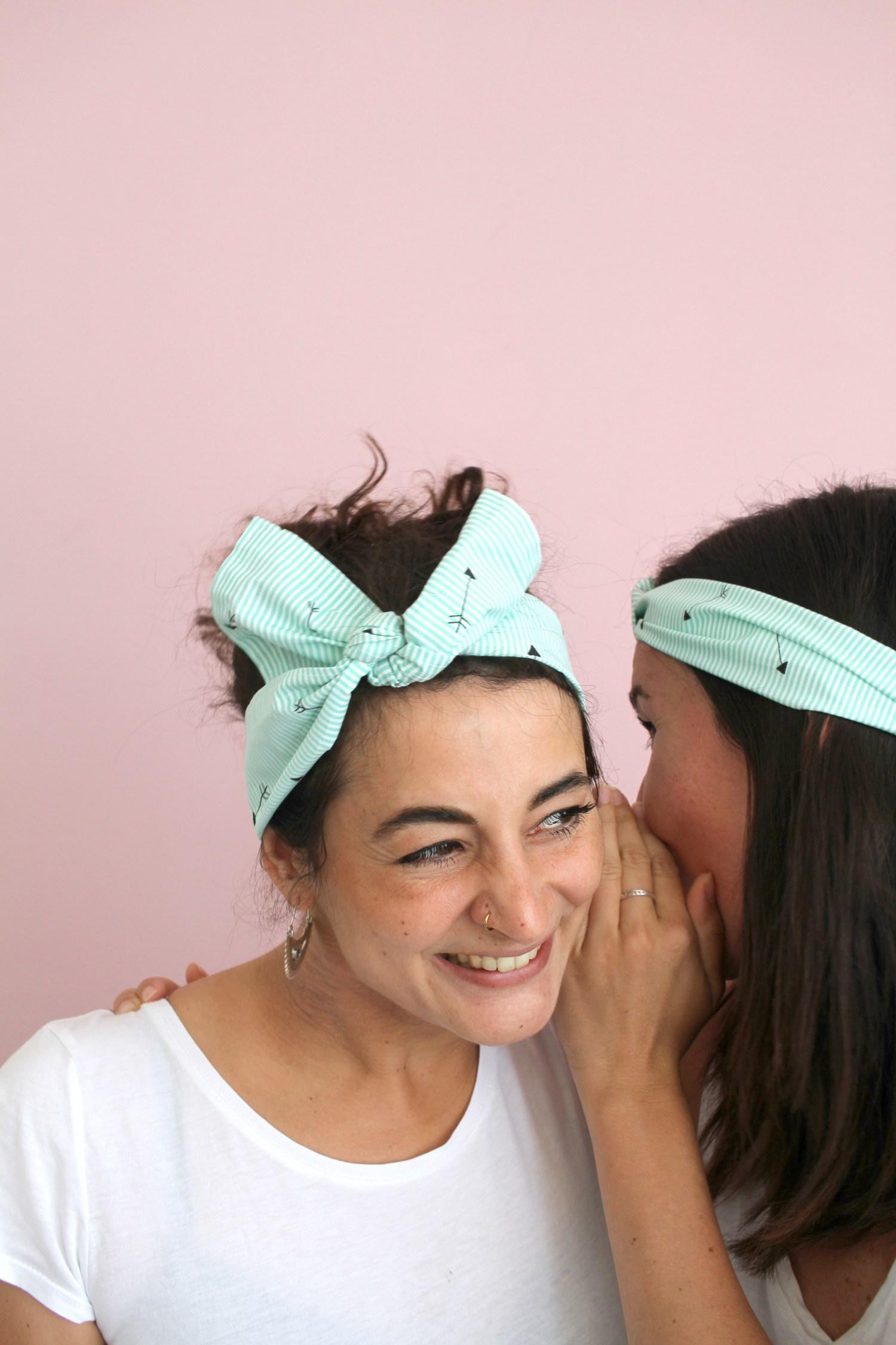 Makerist-Basteln-mit-Kindern-50-DIY-Projekte-Haarband-selber-machen