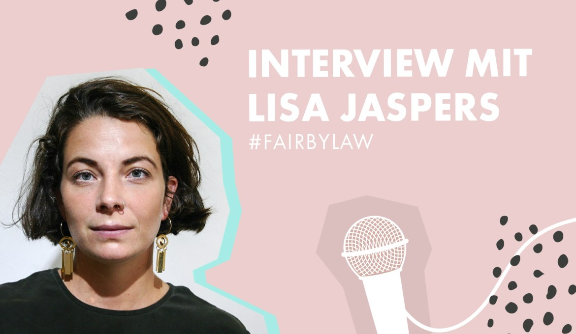 #fairbylaw Lisa Jaspers
