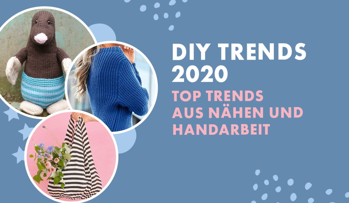 Makerist-DIY-Trends-2020-Top-Trends-Nähen-Handarbeit