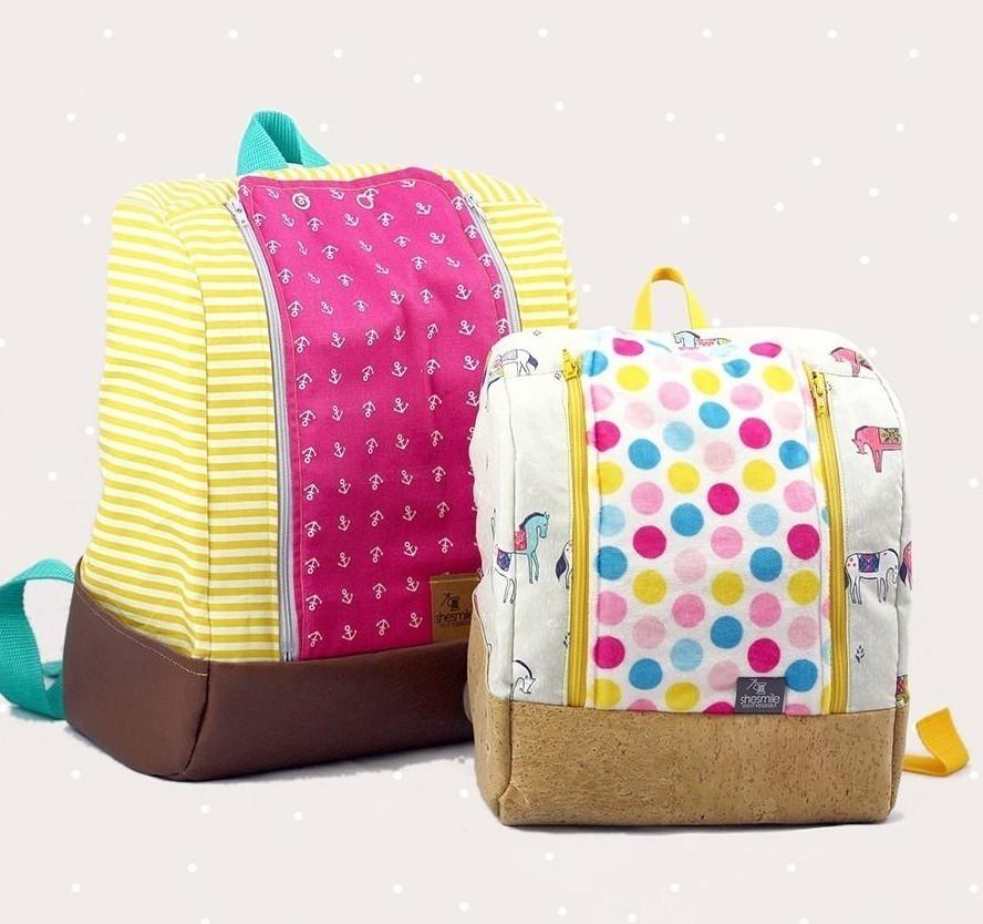 Tolle-Taschen-selber-nähen-29-Schnittmuster-mit-Anleitung-Rucksack-KlapPack