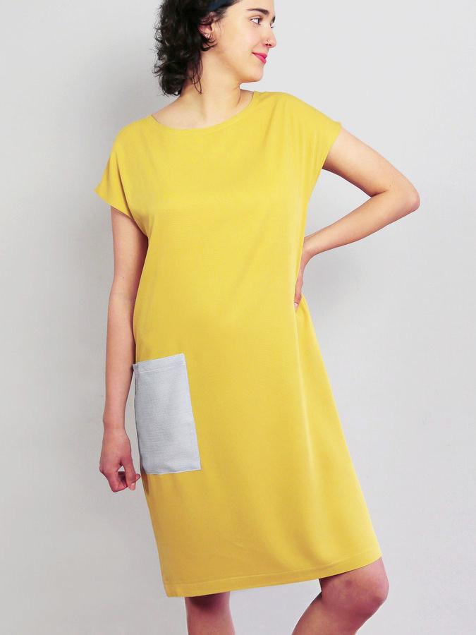 Date-Outfits -zum Selbernähen-14-Anleitungen-und-Schnittmuster-Frau-Konni-Sommerkleid