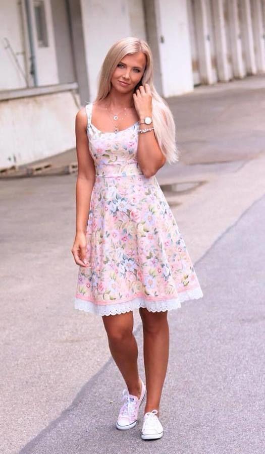 13-Kleider-Tops-und-Taschen-Die-beliebtesten-Anleitungen-im-Frühling-Damenkleid-Dressy-1