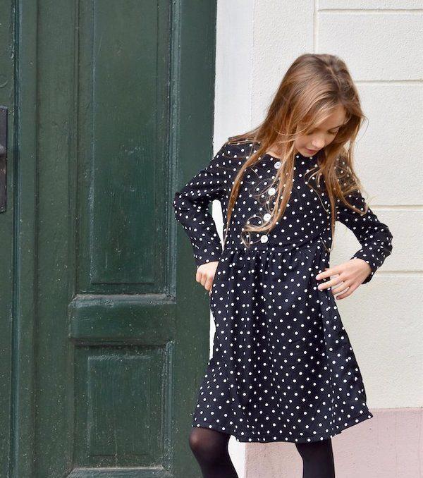 Makerist-Kleid-selber-nähen-Schnittmuster-für-den-Frühling-Kleid-Jella