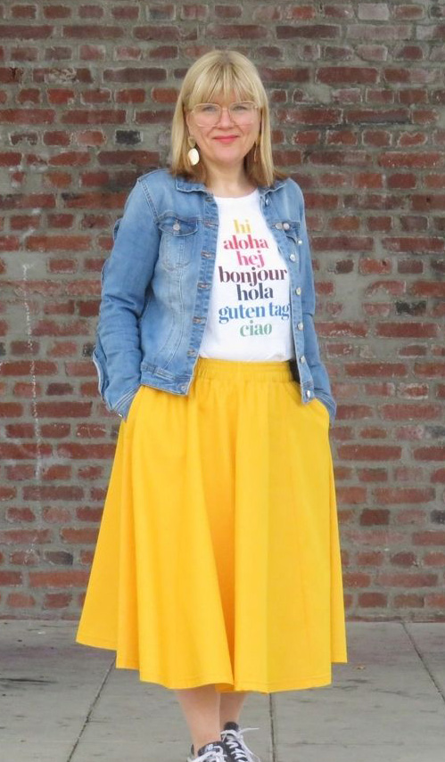 Makerist-Röcke selber nähen-Ein-eigenes-Zimmer-Tellerrock-Jette