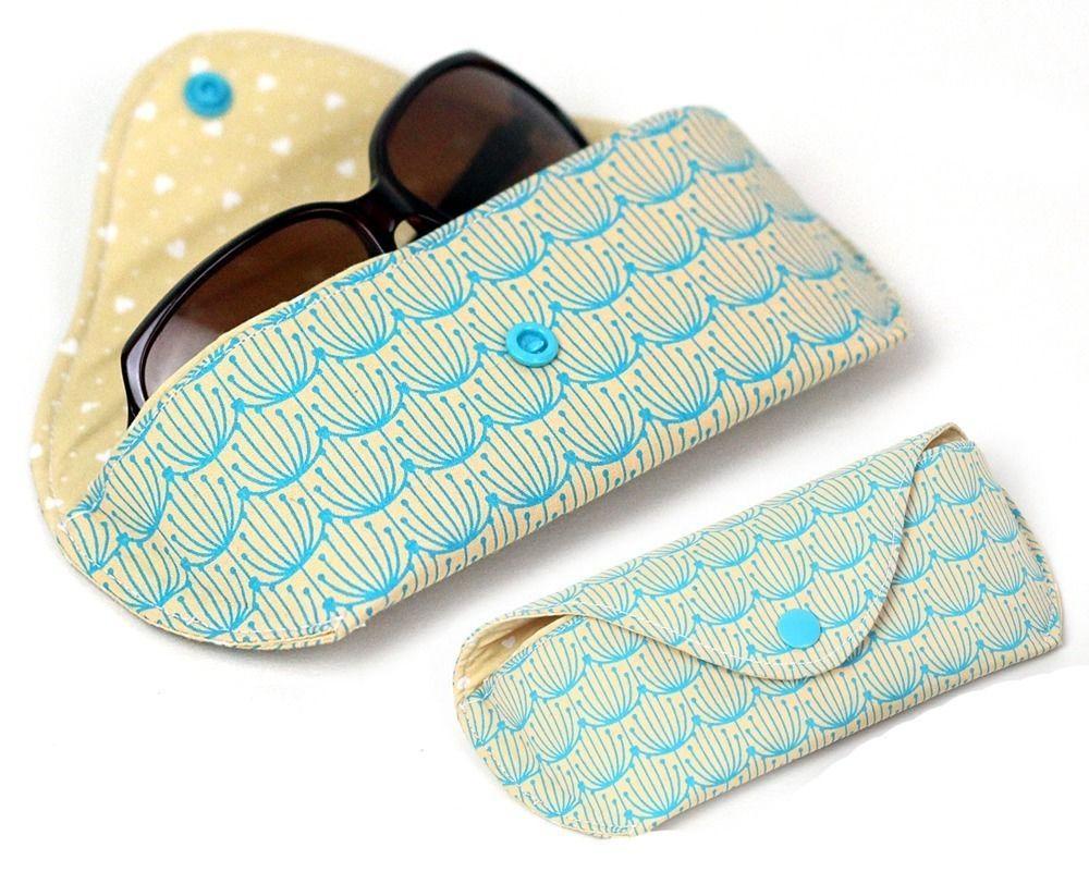 Makerist-Bikini-Badeanzug-und-Co-selber-nähen-17-Anleitungen-für-den-Sommer-Sonnenbrillen-Etui