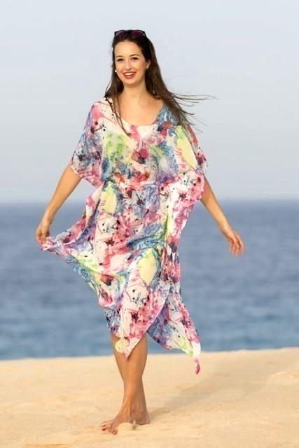 Makerist-Bikini-Badeanzug-und-Co-selber-nähen-17-Anleitungen-für-den-Sommer-Tunika