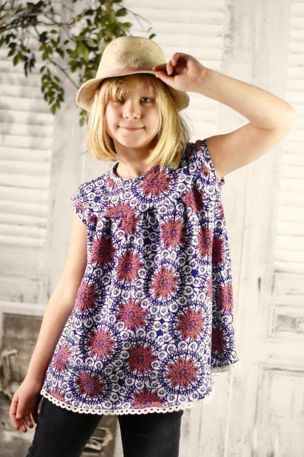 Makerist-Kindermode-für-den-Sommer-15-Anleitungen-zum-Selbernähen-Sommershirt-Fine
