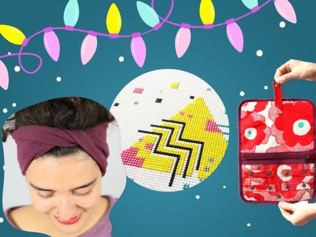 27 Last-Minute-Weihnachtsgeschenke zum Selbermachen