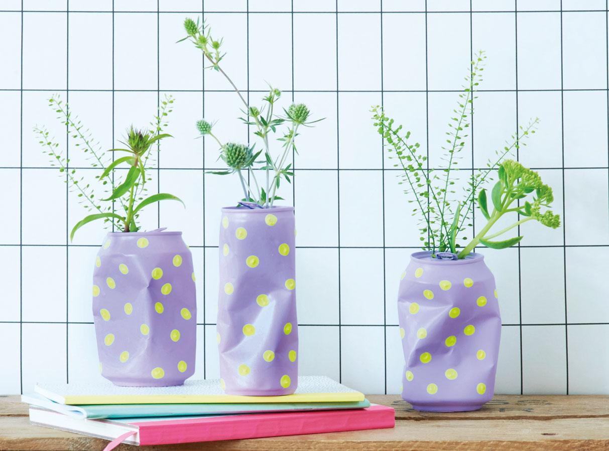 Makerist-DIY-Trends-2021-Dose-zu-Vase-Upcycling