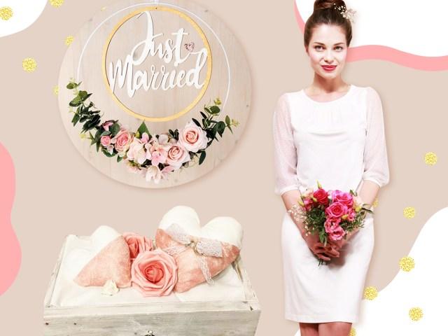 DIY Hochzeit – 21 Anleitungen und Ideen