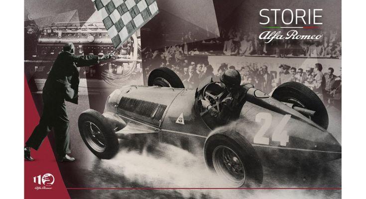 """""""Storie Alfa Romeo"""" Čtvrtá část: Alfa Romeo se stala první značkou, která zvítězila v mistrovství světa formule 1"""
