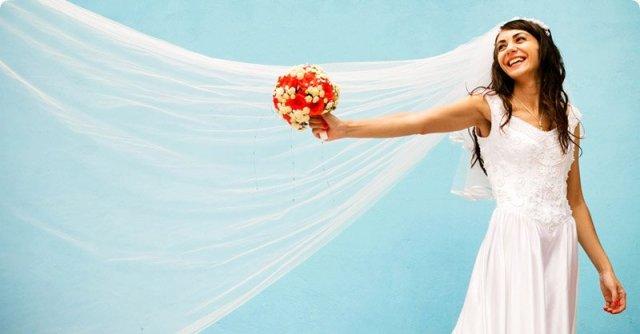 Jaká je ideální délka svatebního závoje?