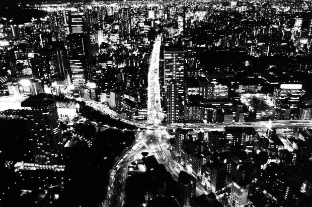 FromNight Crawler 1995, 2010.    Courtesy of Takehiko Nakafuji    Zen Foto Gallery