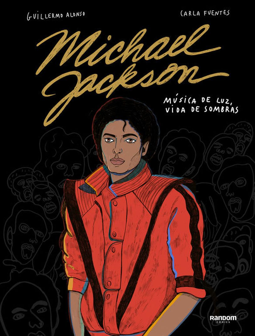 Libro Michael Jackson. Música de luz, vida de sombras