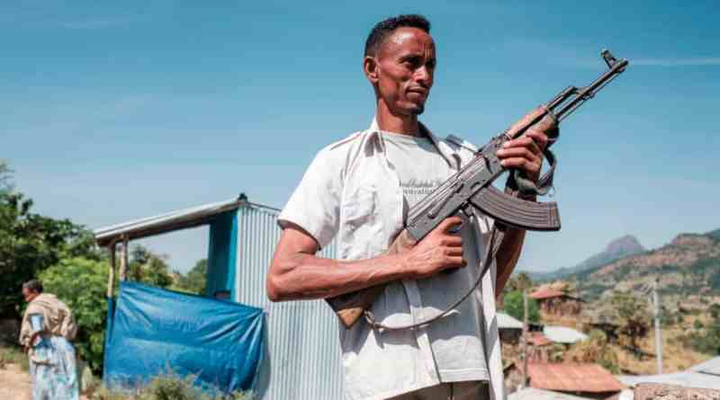 Ethiopia: reports of heavy casualties in fighting in Tigray