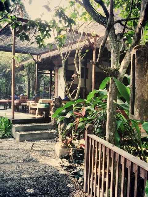 The zen village huts | Image courtesy of Ubud Sari